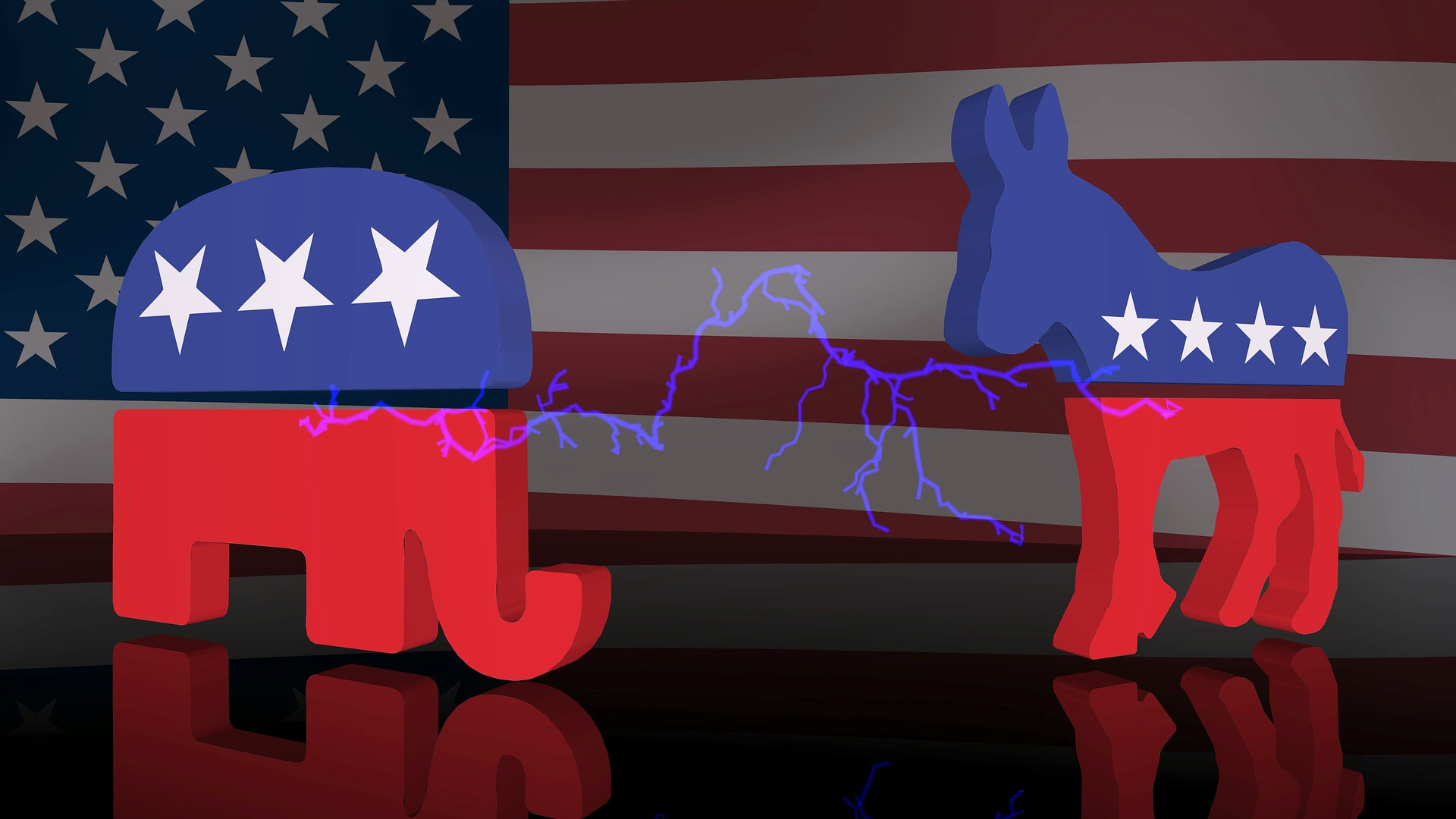 Our 2 Party Political System Names Should Be Changed